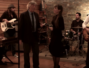 Q & THE MOONSTONES with MIKE VERNON AND JULIAN MAESO- JUST LIKE THAT